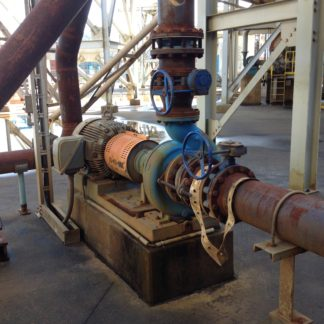 Sold-Warman, 8/6 Centrifugal Slurry Pump, 50 HP | Industrial