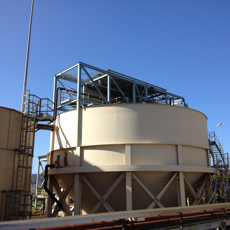Hz To Rpm >> FL Smidth, paste thickener for sale, | Industrial Minerals ...